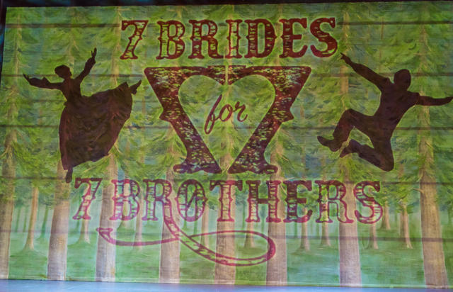 2018: 7 Brides for 7 Brothers