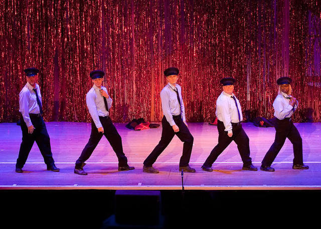 The Full Monty (2010) City Hall