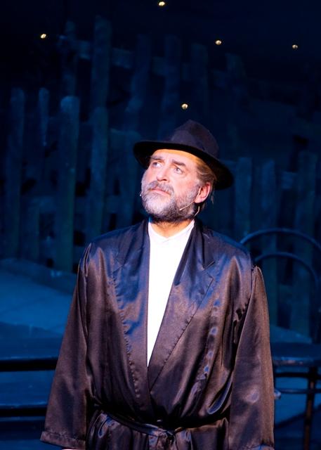 Martin Peacock as Tevye