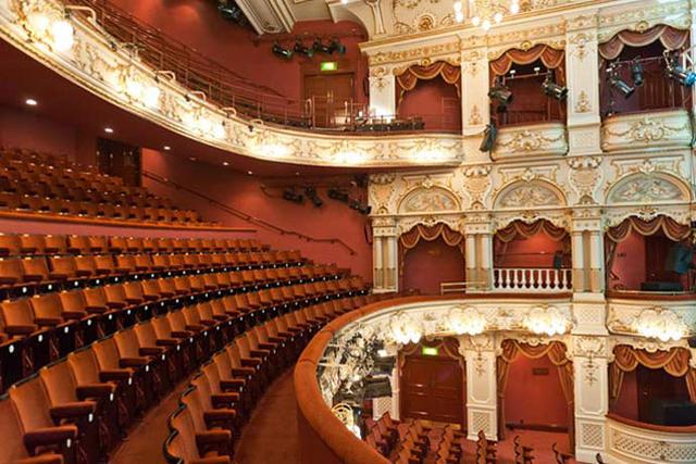 Lyceum Theatre Dress Circle