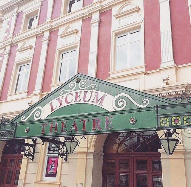 Lyceum Entrance