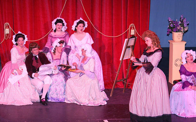2008 - The Scarlet Pimpernel
