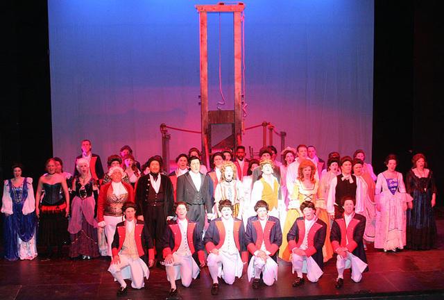 2008 - The Scarlet Pimpernel